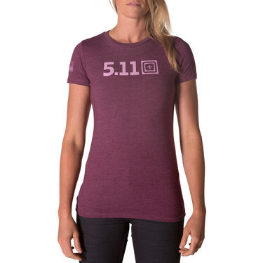 5.11 Women's Legacy Pop Short-Sleeve Tee