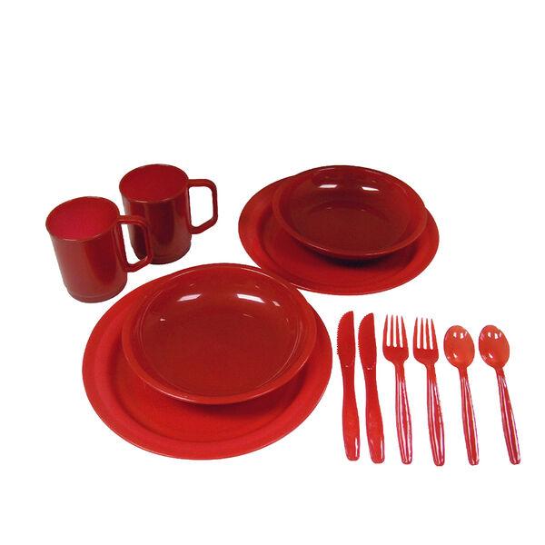 Coleman 2-Person Dinnerware Set