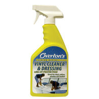 Vinyl Cleaner And Dressing, 22 oz.