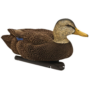 Avian-X Topflight Black Duck Series Decoys 6-Pack