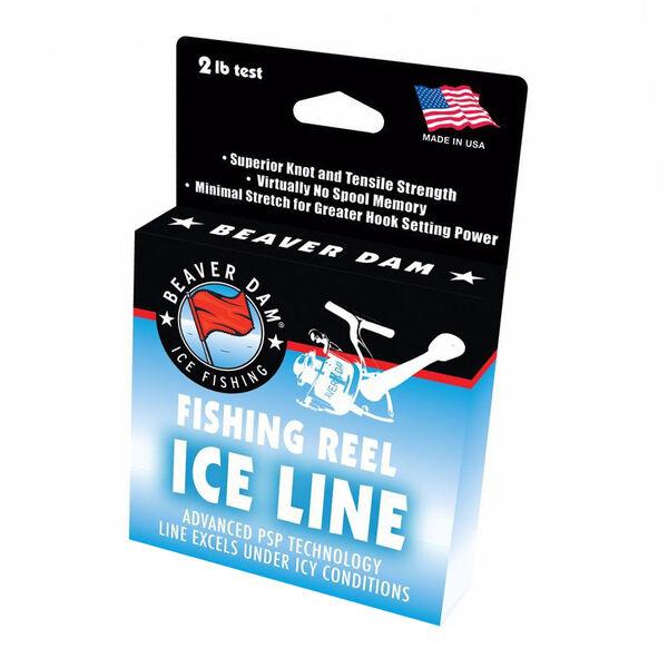 Beaver Dam Fishing Reel Ice Line, 125 yds.
