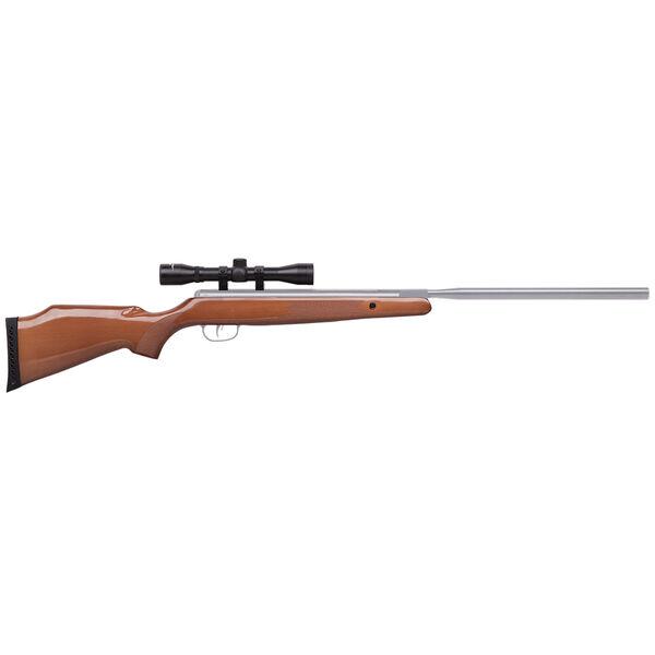 Remington Model 777SB Break Barrel Air Rifle, 177 Caliber Pellet Wood Stock with 4x32 Scope