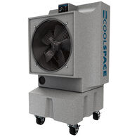 Cool-Space Glacier Variable Speed, Direct Drive Portable Evaporative Cooler, 18""