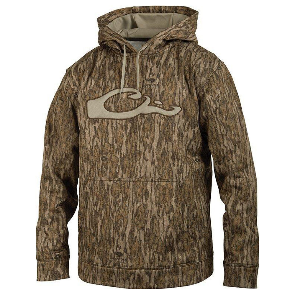 2690cbb606cb7 Drake Waterfowl Men's Camo Performance Logo Hoodie | Camping World