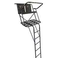 X-Stand Meridian 17' 2-Person Ladder Stand