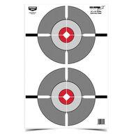 Birchwood Casey Eze-Scorer Double Bullseye Target, 10 Pk.