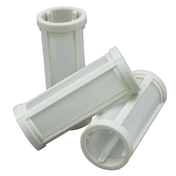 Scepter Inline Glass View Fuel Filter With Replacement Filters