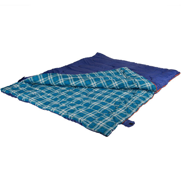Stansport 2-Person Rectangular Sleeping Bag