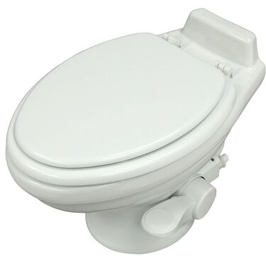 Dometic 320 Series Gravity Discharge Toilet