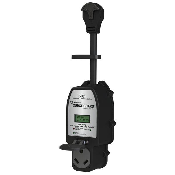 Southwire Surge Guard Portable 30-Amp 120-Volt Bluetooth-Capable Surge Protector