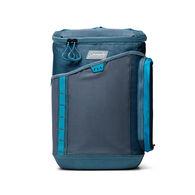 Coleman SPORTFLEX 30-Can Soft Cooler Backpack, Ocean