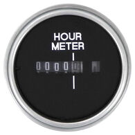 "Sierra Black Sterling 2"" Hour Meter"