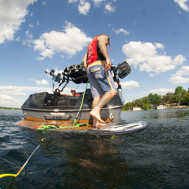 Byerly Speedster Wakesurfer