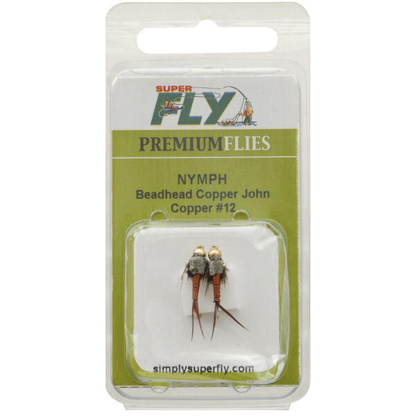 Superfly Nymph-BH Fishing Lure