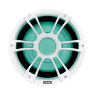 "FUSION Signature Series 3 - 10"" Subwoofer - White Sports Grille"