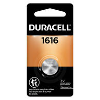Duracell Lithium 1616 Coin Battery