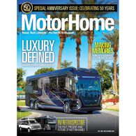 Motorhome Magazine 1 Year Subscription