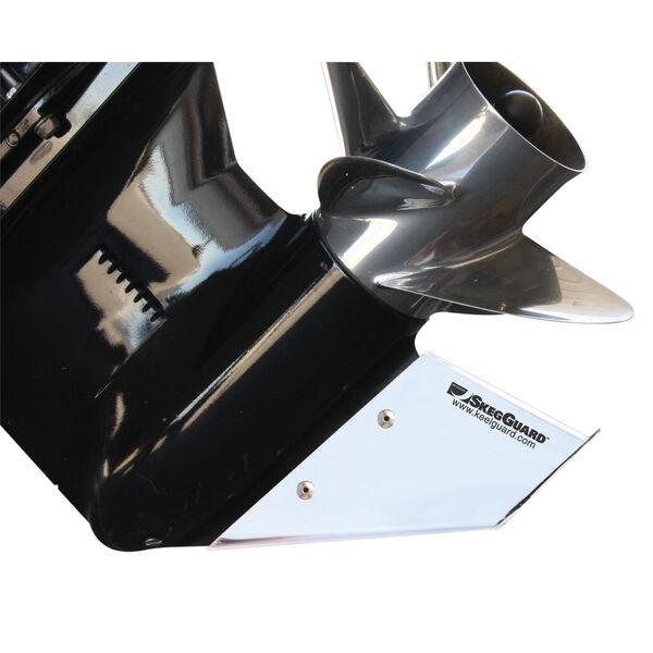 Megaware SkegGuard, Yamaha 2&4-Stroke 60, 70, 80, 90, 100 hp '02-present