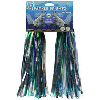 Sparkle Brightz Light-Up Handlebar Streamers, Blue
