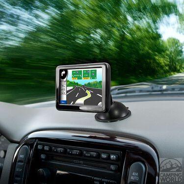 NI GPS Dash Mount