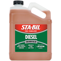 Sta-Bil Diesel Formula Fuel Stabilizer, 128 oz.