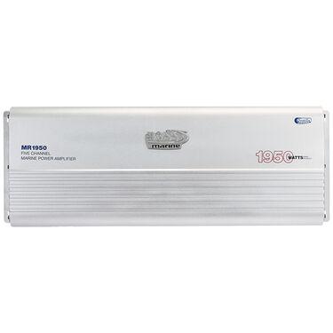 Boss MR1950 5-Channel 1950-Watt Amplifier