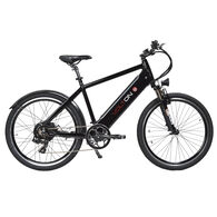 "Volton Alation 500 E-Bike, 18"" Black Frame"