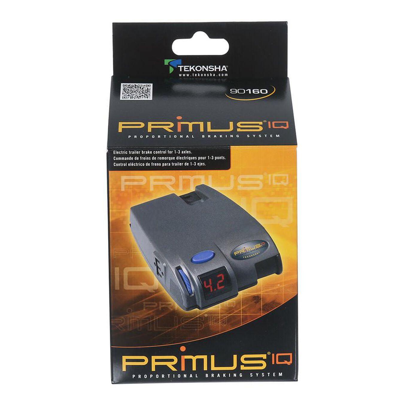 Primus Iq Brake Control