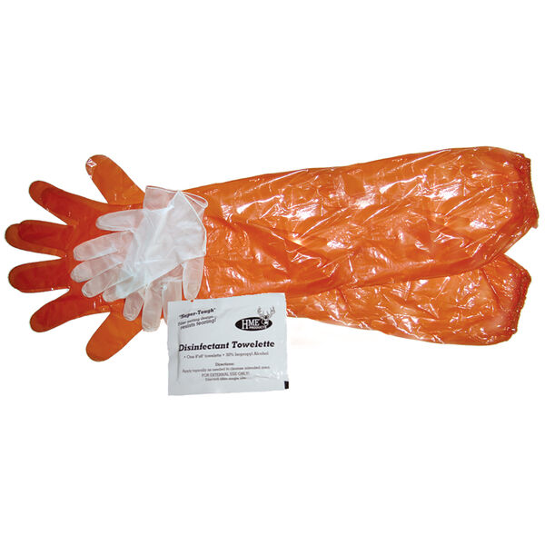 HME Products Game Cleaning Gloves, 1-Pack