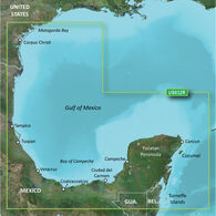 Garmin BlueChart g2 Vision HD Cartography, Southern Gulf Of Mexico