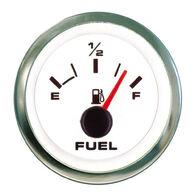 """Sierra White Premier Pro 2"""" Fuel Gauge"""
