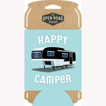 Can Coolers, Happy Camper