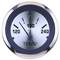 "Sierra Black Premier Pro 2"" Water Temperature Gauge"