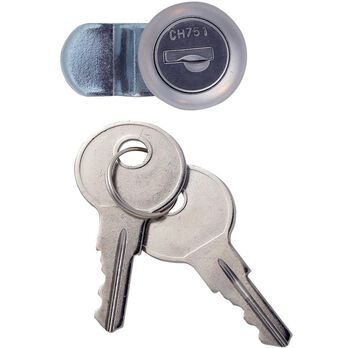 Lock and Replacement Keys