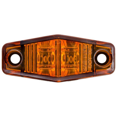 Optronics Mini Sealed LED Trailer Marker/Clearance Light, Amber