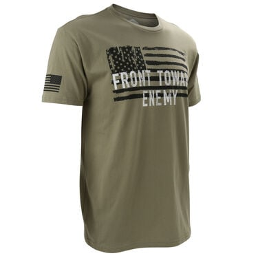 FTE Men's American Flag Short-Sleeve Tee