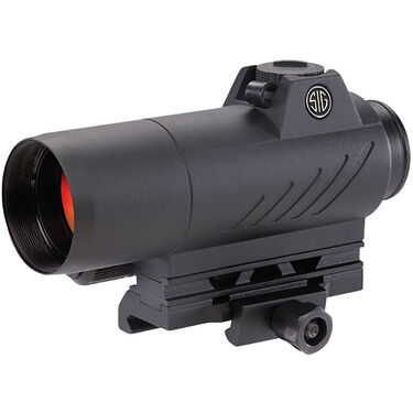 SIG Sauer 1x30 ROMEO7 Red Dot Sight with Illuminated 2-MOA Red Dot Reticle