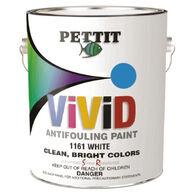 Pettit Vivid Blue Paint, Gallon