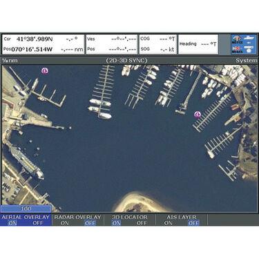 Navionics Platinum+ Map, North Carolina - SD Cartridge