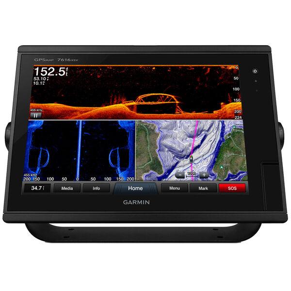 Garmin GPSMAP 7616xsv Chartplotter/Fishfinder Combo