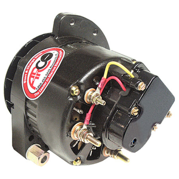 "Arco 12V High-Amp Alternator, 2"" Mounting Foot"
