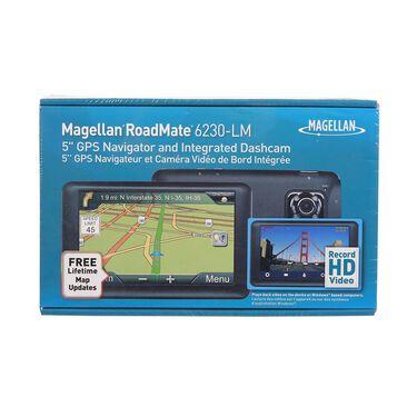 "Magellan RoadMate 6230-LM 5"" GPS and Integrated Dashcam"