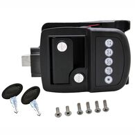 Electric Trailer Door Locks, Right Hand