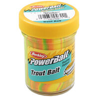 Berkley PowerBait Biodegradable Trout Bait, 1-3/4-oz. Jar