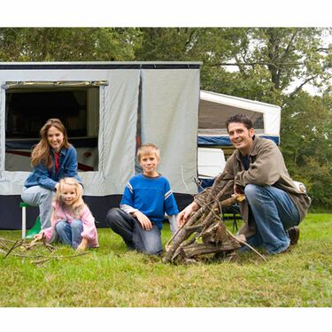 Carefree Buena Vista Room - Fits Traditional Manual and 12-Volt Awnings with Vertical Arms, 20-21 Feet