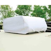 Elements Air Conditioner Cover for Coleman Mach, White