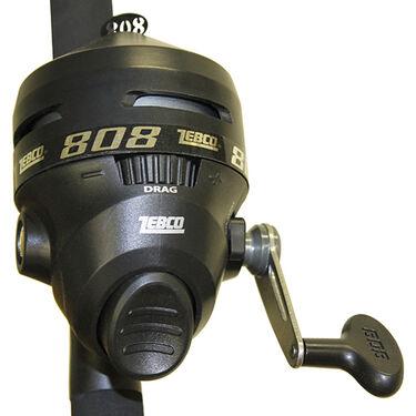 Zebco 808 Spincast Combo