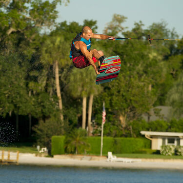 Hyperlite Murray Wakeboard With Focus OT Bindings