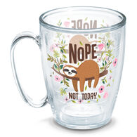 "Tervis 16-oz. Mug, Sloth ""Not Today"""