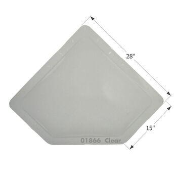 RV Skylight - NSL2412C - Clear